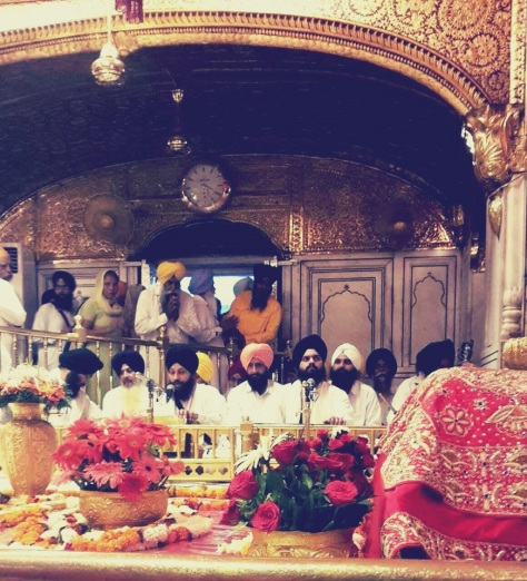 Dr.Gurinder Singh Ji & Jatha Ji's first ever Asa Di Vaar Keertan Hazri at Sachkhand Sri Harmandir Sahib Ji. (15th June'15)