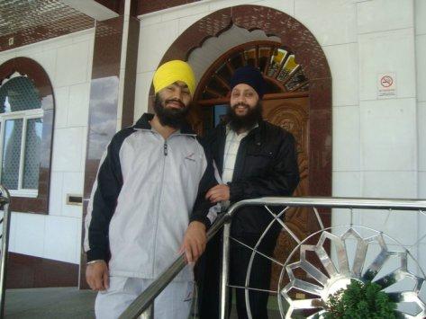 dr Gurinder Singh