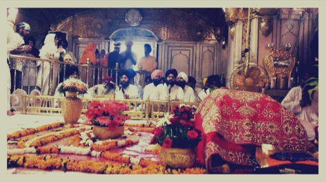 First ever Asa Di Vaar Keertan Hazri at Sachkhand Sri Harmandir Sahib Ji. (15th June'15)